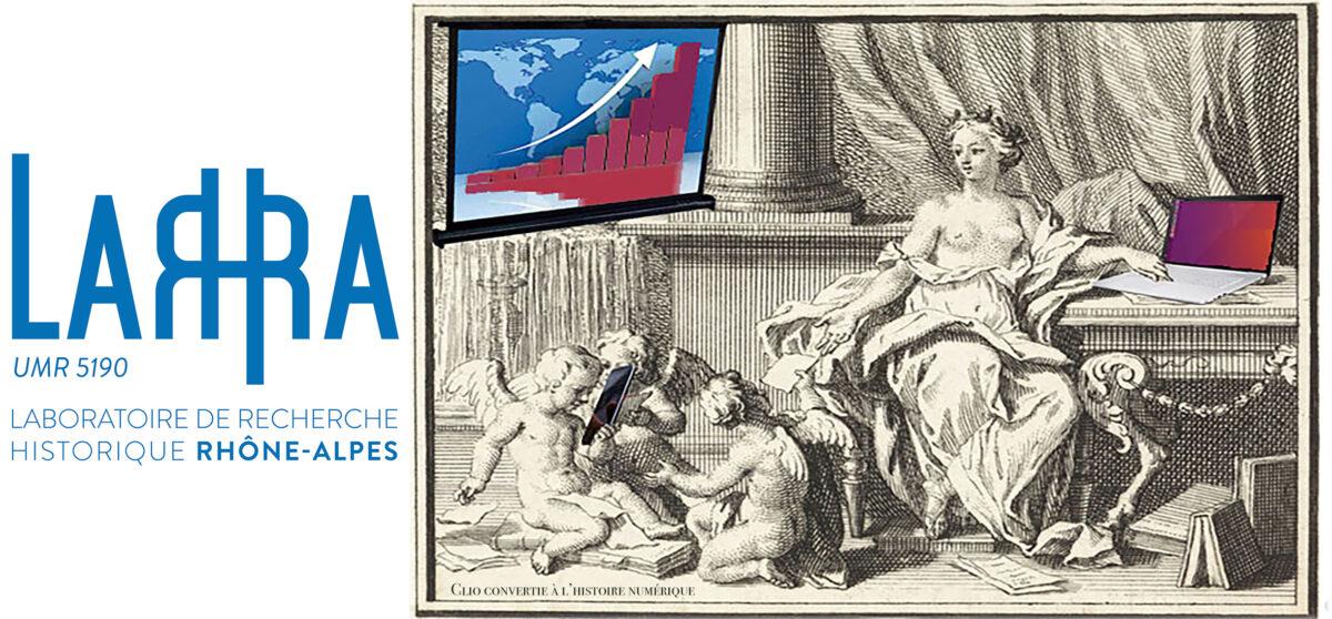LARHRA Axe de recherche en histoire numérique
